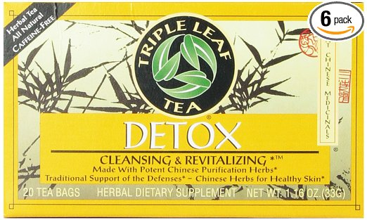 Triple Leaf Tea Detox Review
