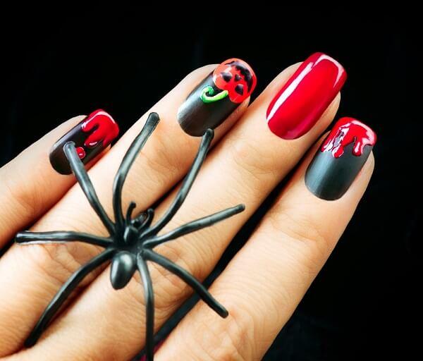 3 Halloween Nail Art Ideas To Inspire You