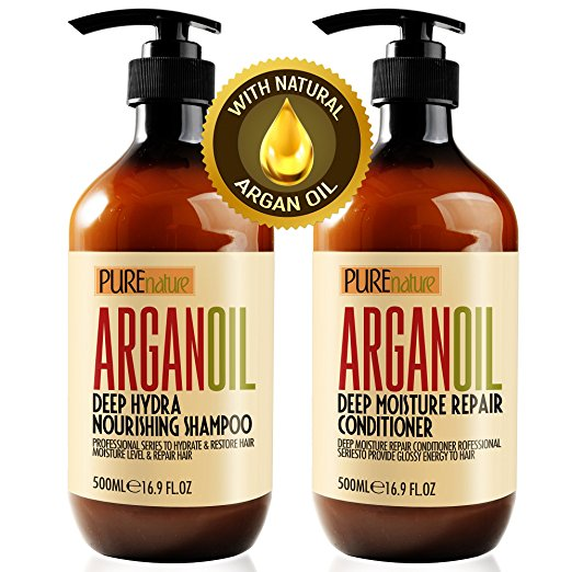 Creme Of Nature Moroccan Argan Oil Shampoo Reviews