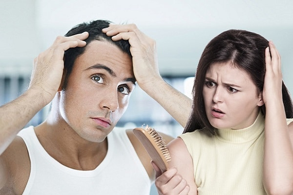 unexpected easons for hair loss in men and women