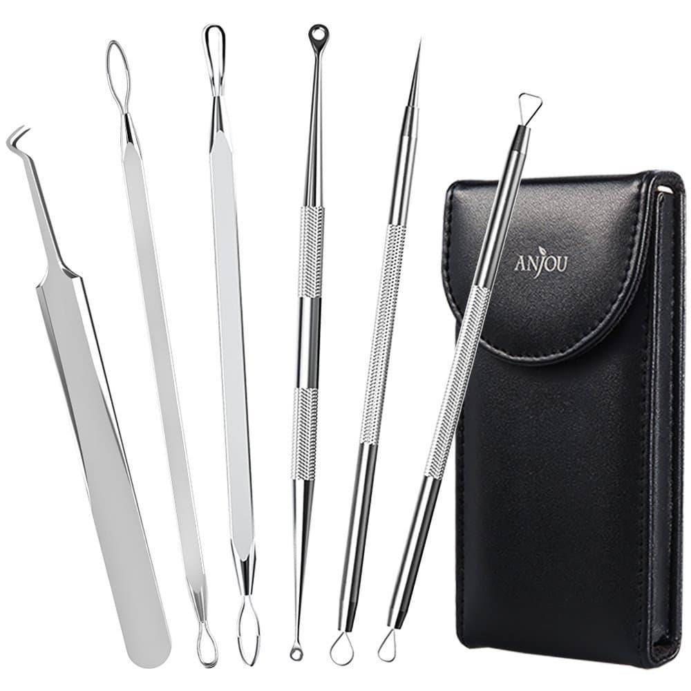 Anjou blackhead remover kit review