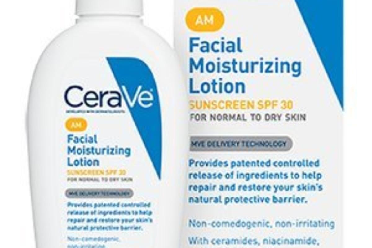 CeraVe Facial Moisturizing Lotion Review