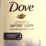 Dove Winter Care Body Wash review