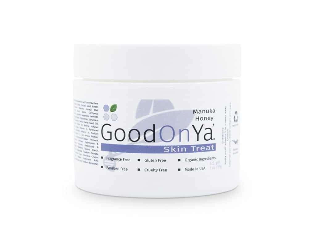 GoodOnYa Organic Face Moisturizing Cream review