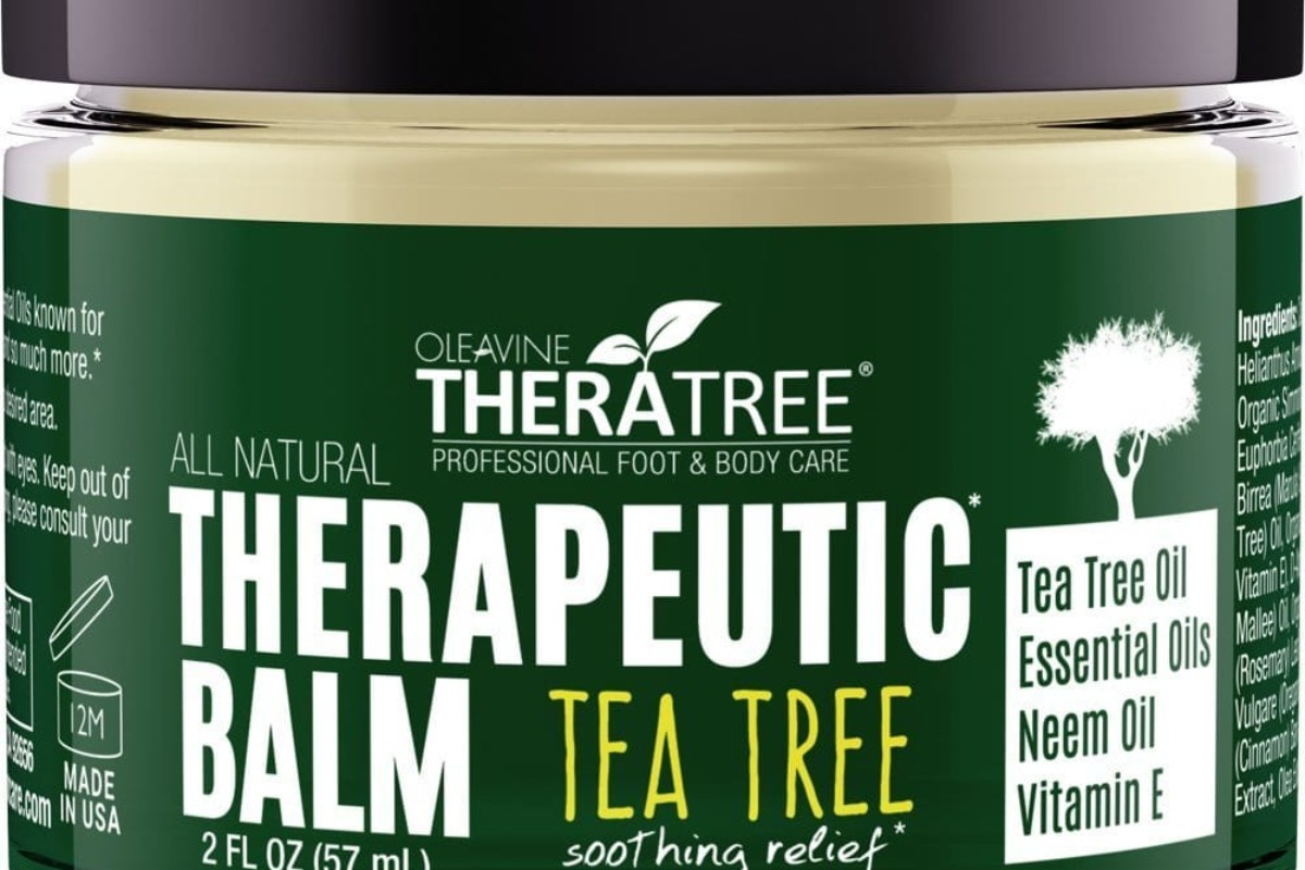 Oleavine Therapeutic Balm with Tea Tree & Neem Oil Review