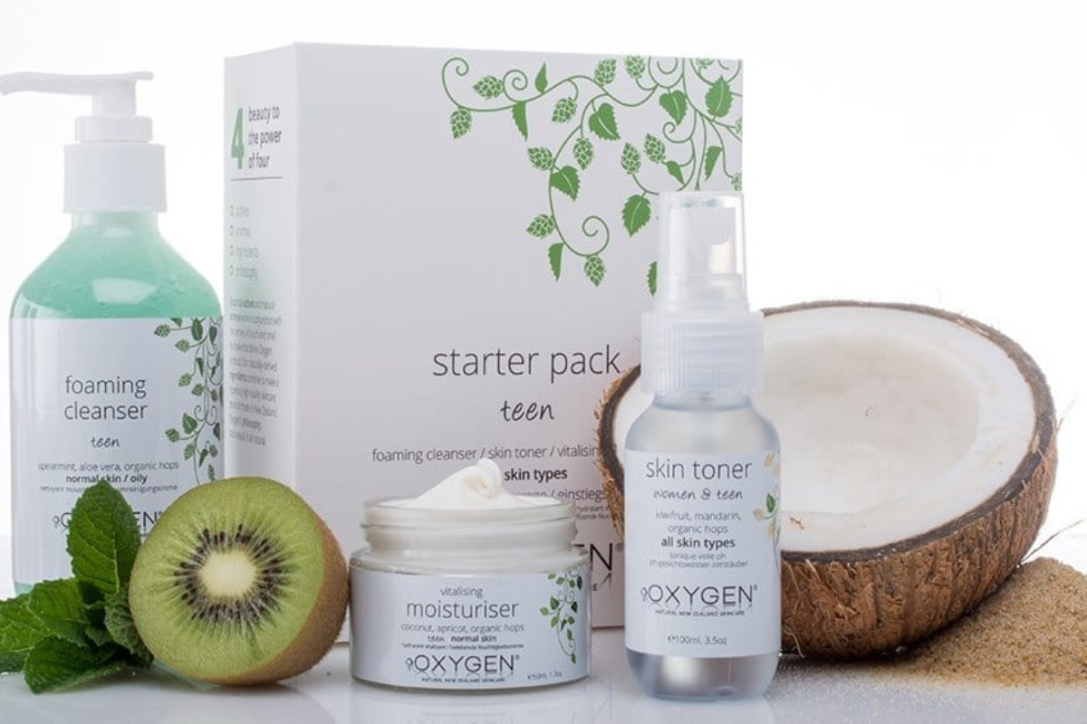 Natural Beauty Limited Oxygen Skincare Young Skin Starter Set Review