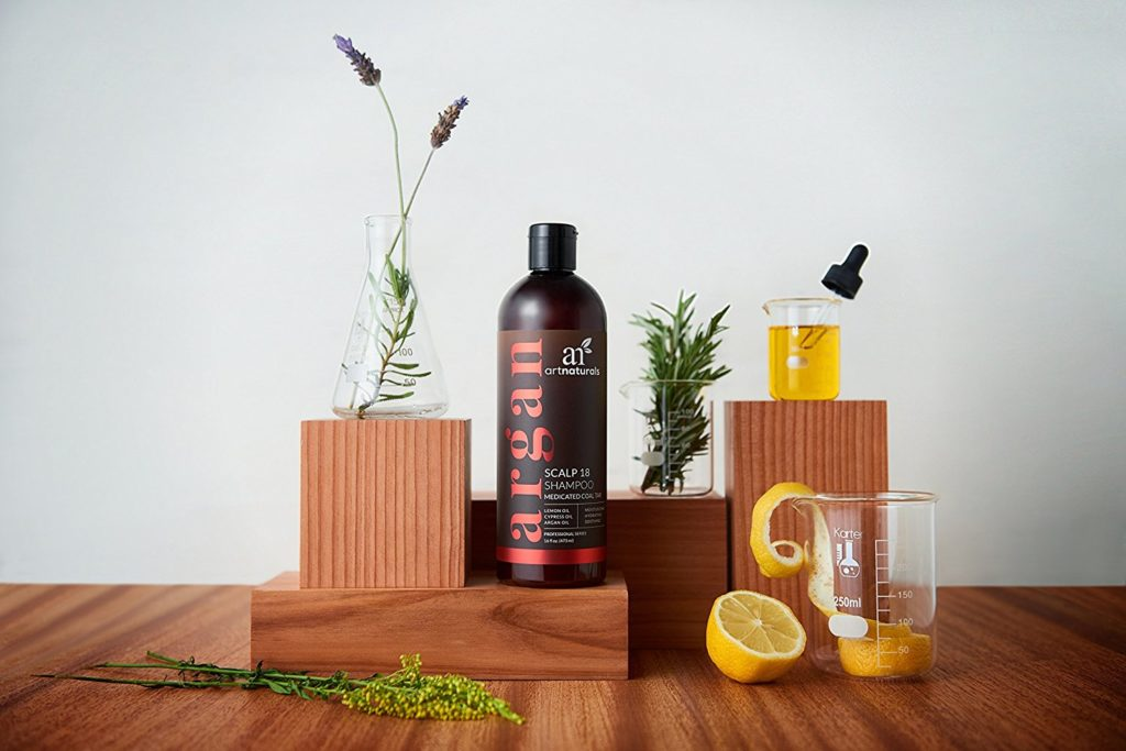 Art Naturals Dandruff Shampoo review