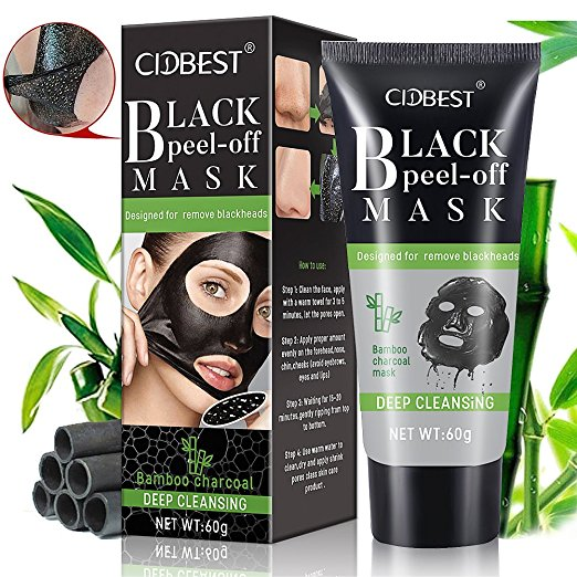 Cidbest official peel off charcoal mask best charcoal face masks solutioingenieria Images