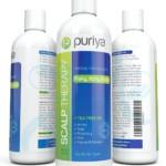 Puriya Natural Dandruff Shampoo review