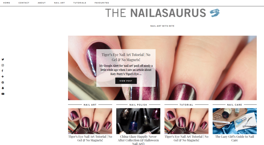 Seven of the Best Nail Art Blogs You Should Start Following