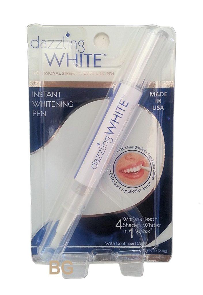 best teeth whitening pen dazzling white