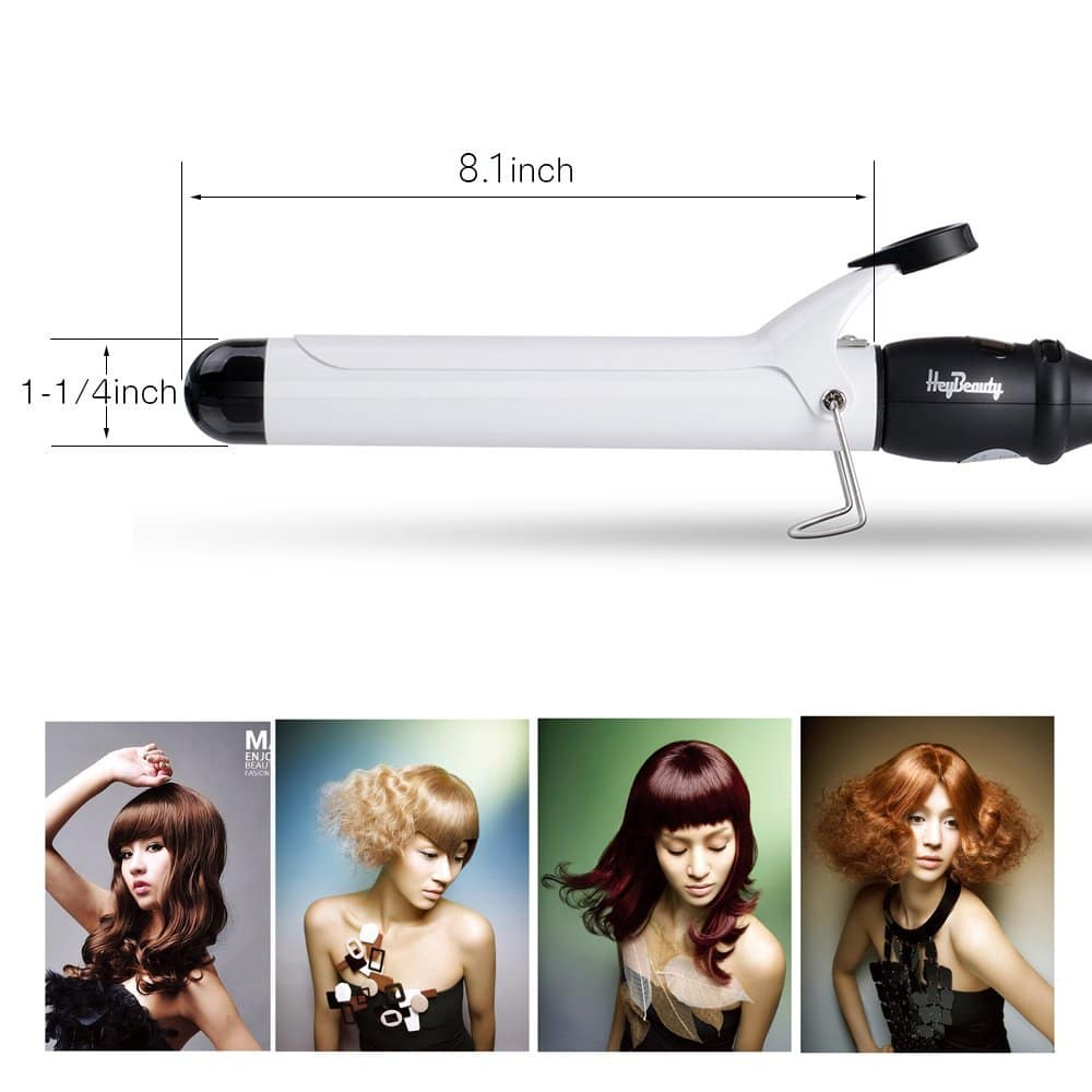 Hey Beauty Curling Iron Review