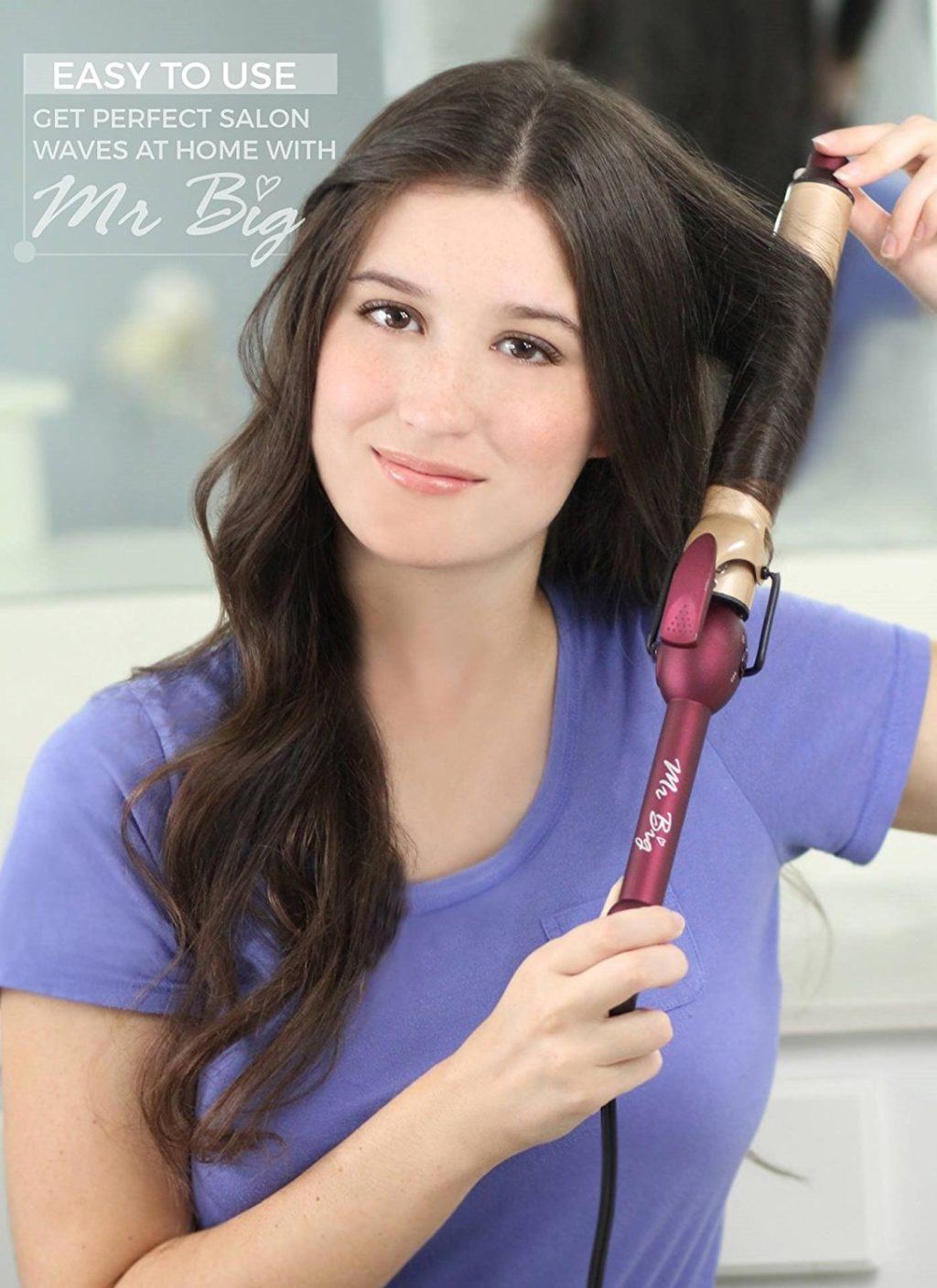 Mr Big Curling Iron Review