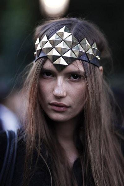 Bold headband