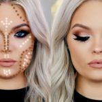 contour face chart how to contour your face depending on face shape