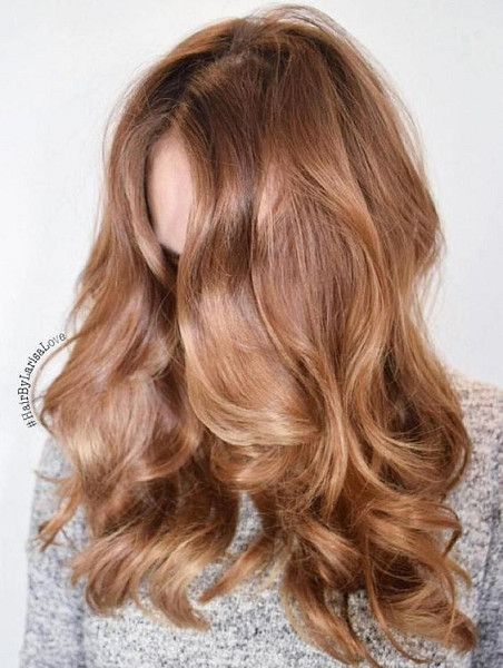 hygge hair antique gold