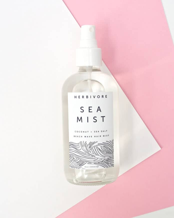 Herbivore Botanicals Sea Salt Spray