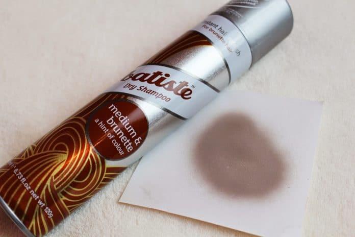 Batiste Dry Shampoo, Beautiful Brunette