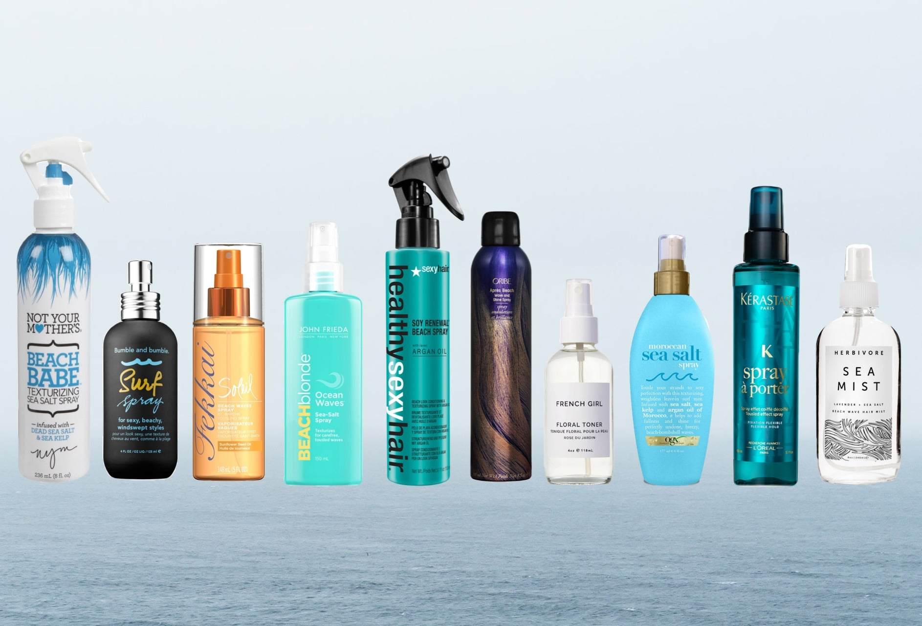 The Best Sea Salt Sprays To Get Good Hair Faster