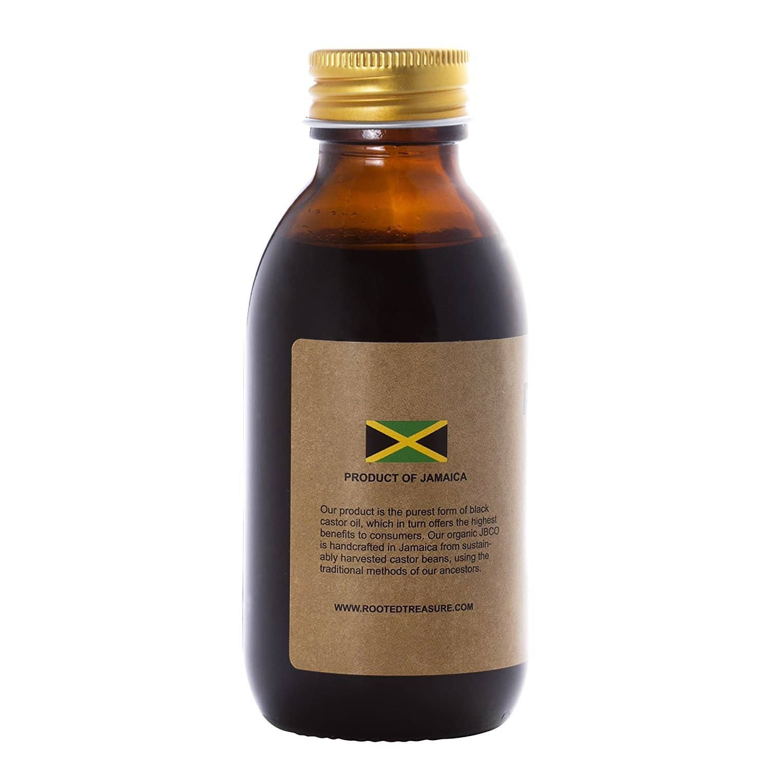 Organic Jamaican Black Castor Oil By Rooted Treasure: Review