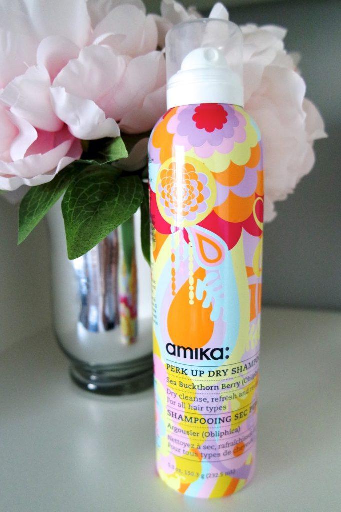 amika Perk Up Dry Shampoo: Review