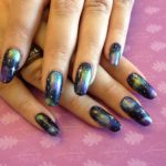 beautiful artificial nails
