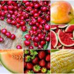 tasty summer foods