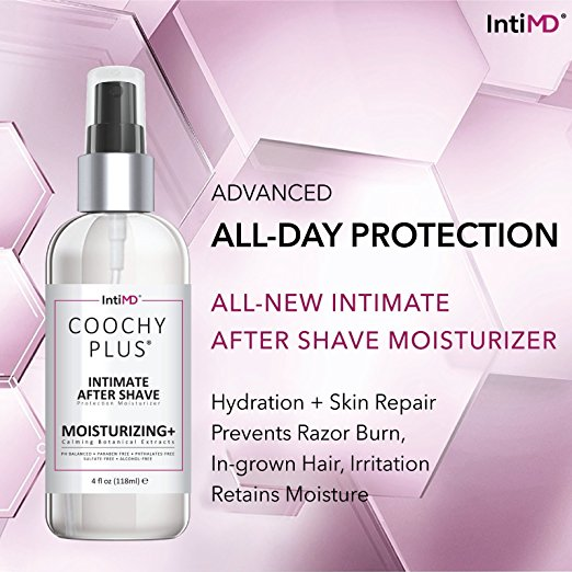 Coochy Plus Intimate After Shaveprotection Moisturizer Product Review-6448