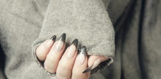 gel french nails