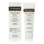 Neutrogena Age Shield Face Oil-Free Lotion Sunscreen Broad Spectrum Spf 110, 3 Fl. Oz