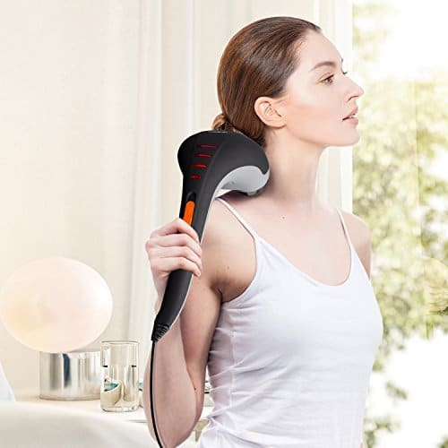 Hangsun Handheld Neck Back Massager Mg400 Review