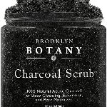 Activated Charcoal Scrub 10 oz. - For Deep Cleansing & Exfoliation