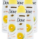 Improved Formulation Go Fresh Dove Anti-Perspirant Deodorant
