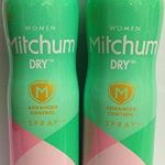 Mitchum For Women Dry Spray Antiperspirant & Deodorant