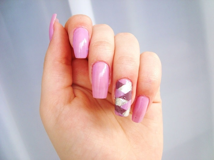 Graphic Nail Art Designs 3 Cute Ideas To Try At Home