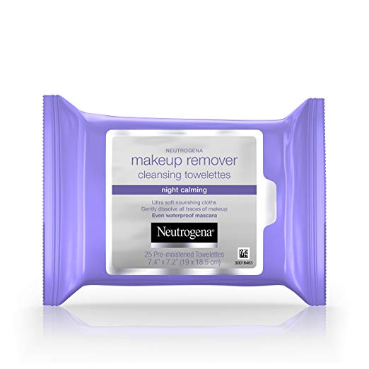 Neutrogena Makeup Remover Cleansing Towelettes & Wipes Review