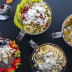 acai bowl calories, banzai bowls, berry bowls, acai smoothie, acai smoothie recipe, acai smoothie packs, frozen acai puree, fruti bowl recipe, homemade bowl, acai sorbet, fruit bowl ideas, where do I buy acai berries, acai powder recipe, best acai bowl recipe, healthy acai bowl recipe, easy acai bowl recipe, superfoods, peanut butter acai bowl recipe