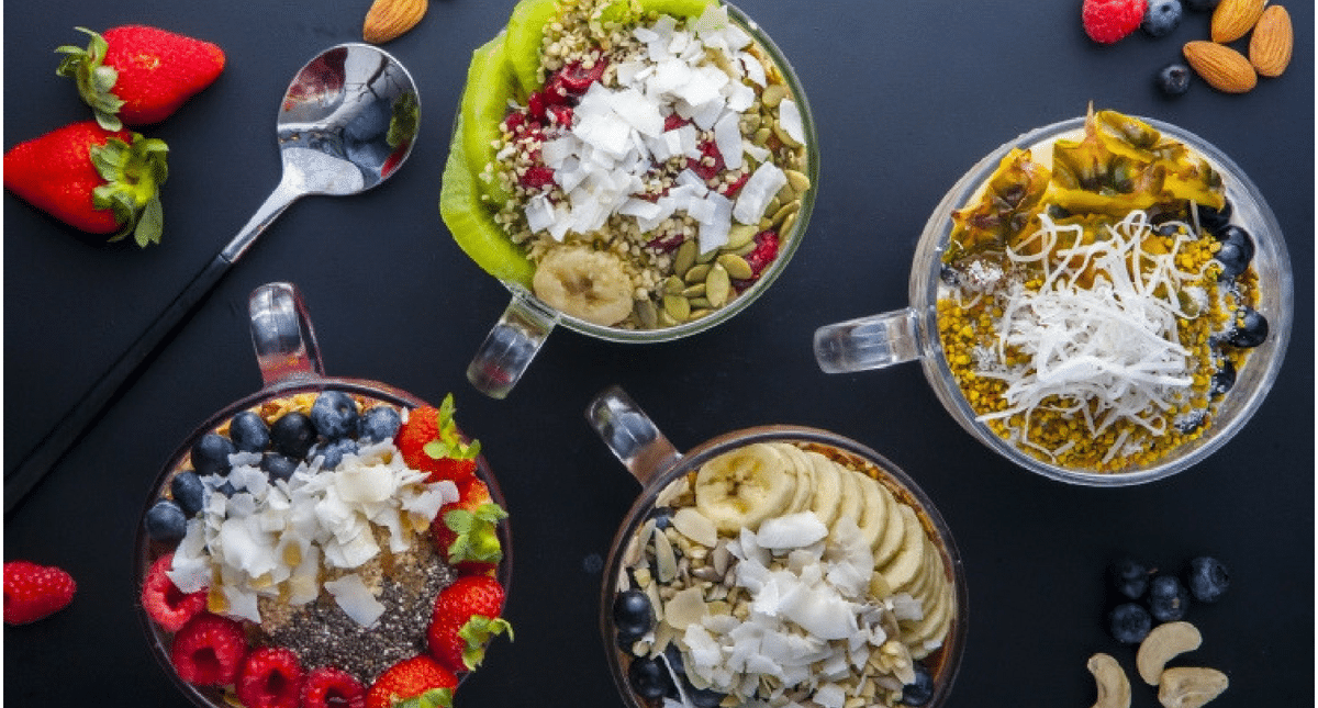 Your Best Breakfast Option – 5 Great Acai Bowl Recipes!