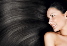 Woman's hair and best shampoo for oily hair