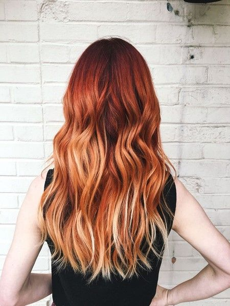What You Need To Know To Rock Dark Strawberry Blonde Hair