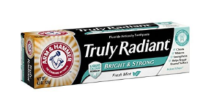 Arm & Hammer Truly Radiant Whitening Toothpaste