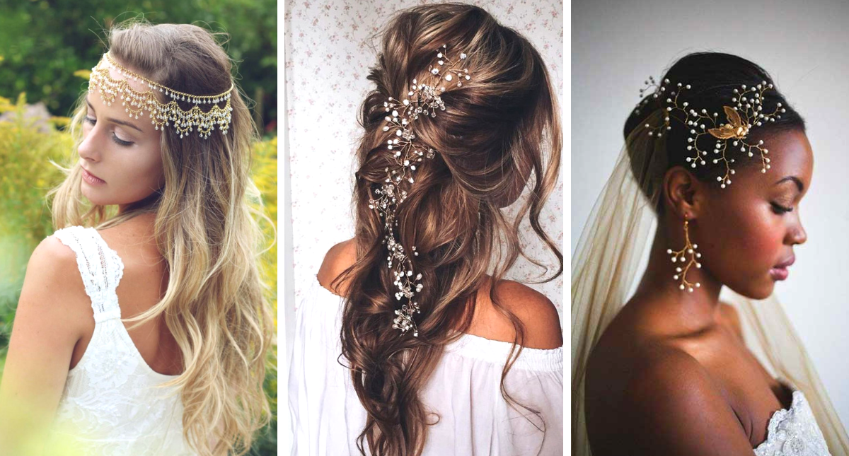 The Most Amazing Wedding Hair Accessories to Complete Your Bridal Look