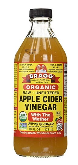 Bragg upset stomach