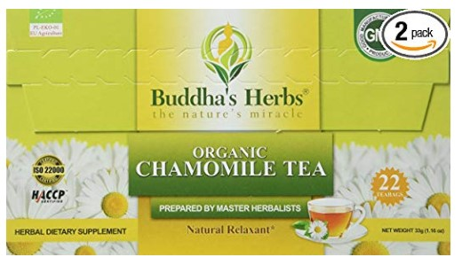 Buddha's Herbs upset stomach