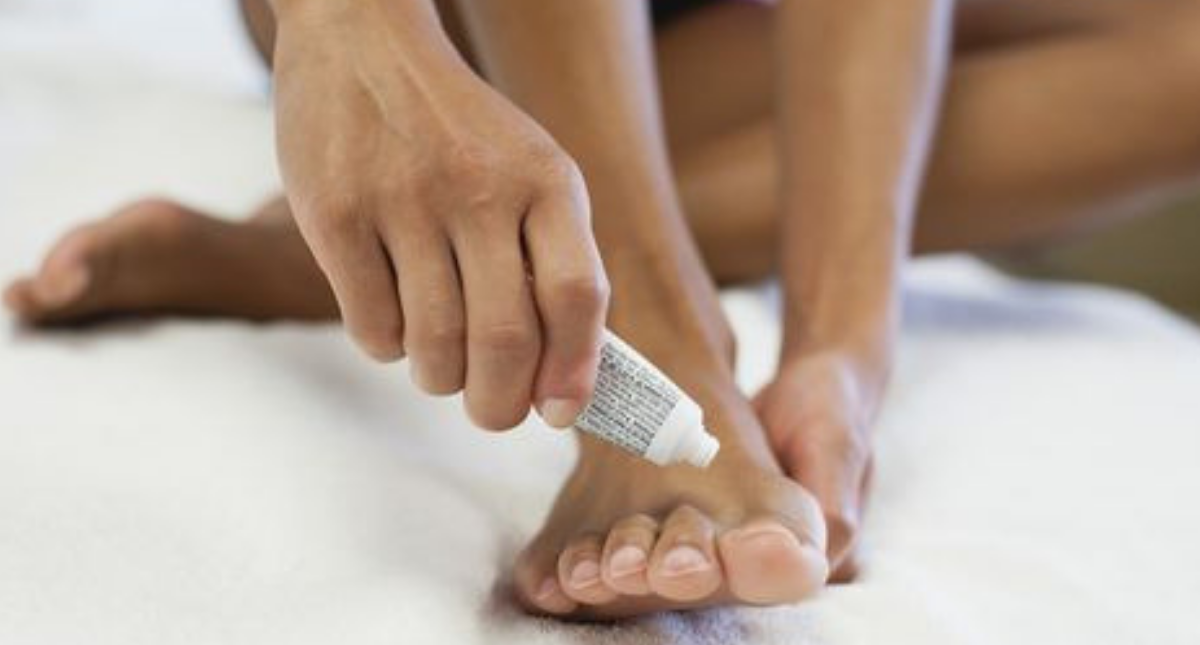 The Secret Key To Treating Athlete's Foot