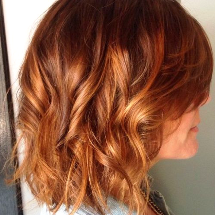 Warm Up Your Look With These Fall Hair Colors