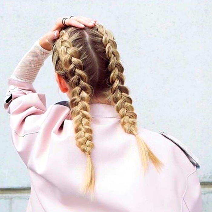 long hair braids, how to do hair, how to do french braids, how to do dutch braids, two dutch braids, how to braid black hair, double dutch braids, different kinds of braids, easy braids for long hair, dutch braid crown, french braid vs dutch braid, braiding your own hair, plaiting hair, easy braids for short hair, pictures of braids, dutch fishtail braid, braid updo hairstyles, french vs dutch braid, how to do two french braids, dutch braid pigtails, braid tutorial, dutch plait, ponytail braids, front braid, braiding your own hair, braids to the side, how to plait hair, how to dutch braid step by step
