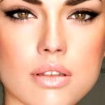 Flawless Skin on Model