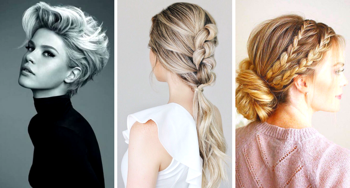 Look Trendy and Professional With Modern Business Hairstyles