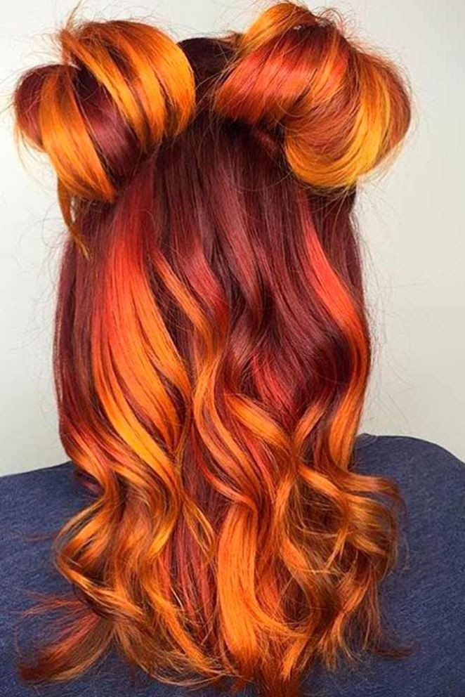 Flannel Hair is the Fabulous Fall Hair Trend You Need in ...